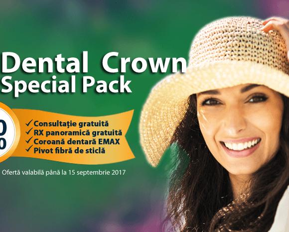 Zâmbește! Coroanele dentare – soluția estetică și socială pentru tine